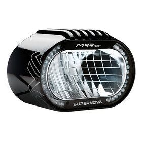 Supernova M99 Pure+ Bike Light E-45 black